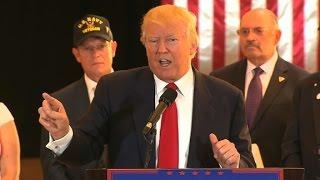 Donald Trump calls ABC reporter Tom Llamas 'sleazy'