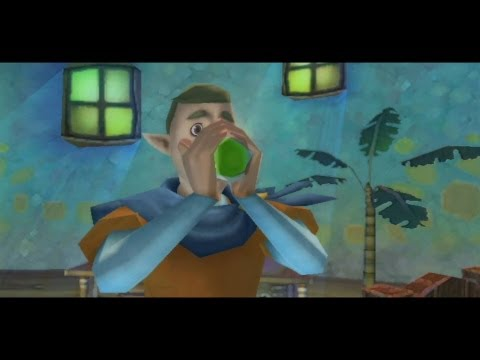 Skyward Sword - Episode 45: Drug Dealing, Black Market, Relationship Ruining Asshole