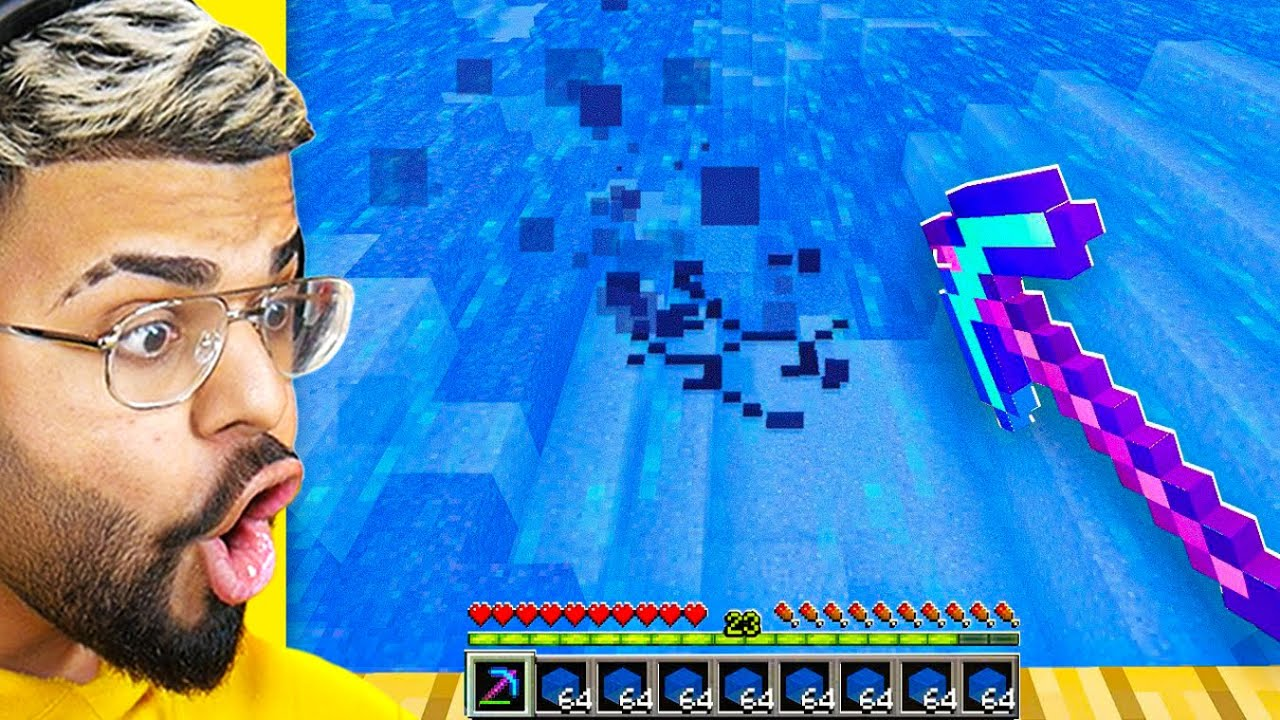 Download Playing a CONFUSING VERSION of Minecraft!