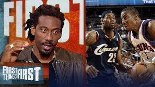 Amar'e Stoudemire announces his return to professional basketball | NBA | FIRST THINGS FIRST