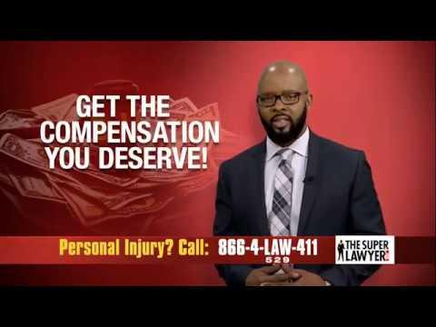 Personal Injury? Call The Super Lawyer - Reginald Greene