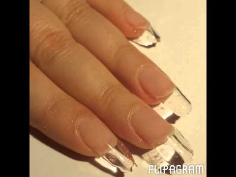 Step By Step Nail Art By Lore S Nails Youtube