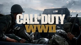 🔴 CALL OF DUTY WWII #2 | ПОБЕДА ИЛИ СМЕРТЬ | REAL TOP GAME | СЛАВА