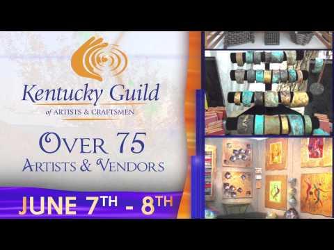 Kentucky Art Guild 30s TV Spot