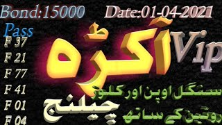 Prize bond guess paper 15000 Date:01-04-2021
