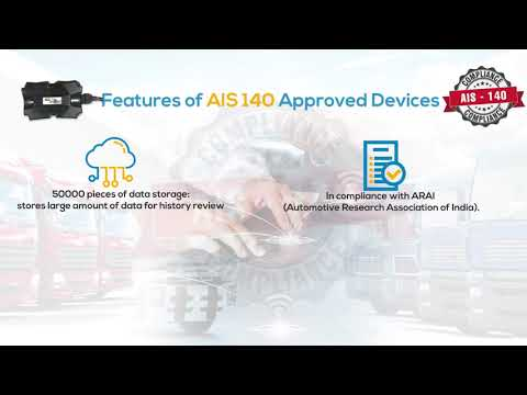 Basecamp FleetPro AIS-140 Approved Device - YouTube