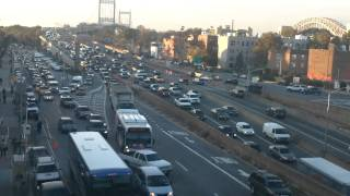 Traffic @ Triborough Bridge by Faw_z Aldo
