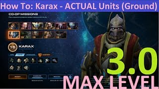 starcraft 2 lotv how to use karax s actual units chain of ascension