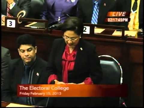Electoral College Speech