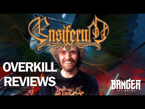 ENSIFERUM Thalassic Album Review | Overkill Reviews episode thumbnail