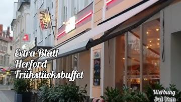 Café Extra Blatt // Herford // frühstücken