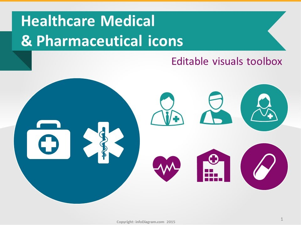 How To Do Healthcare Medical Visuals Powerpoint Presentation Youtube