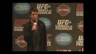 Chael Sonnen speaks highly of Adam Ryan from Dynamic MMA