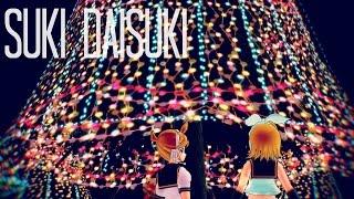 [MMD-PV] Suki Daisuki