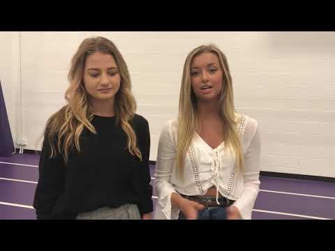 Caroline Glanzman and Hannah Overfield, Pickerington High School North