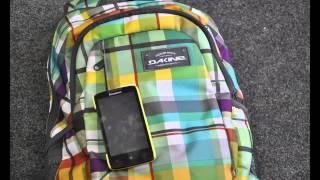Обзор городского рюкзака Dakine Factor 20L(, 2015-01-27T17:05:55.000Z)