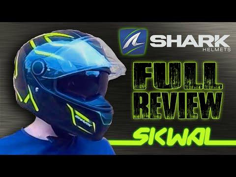 Shark Skwal Review – Motorcycle Helmet
