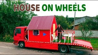 House On Wheels - Tiny House On Wheels - Diy