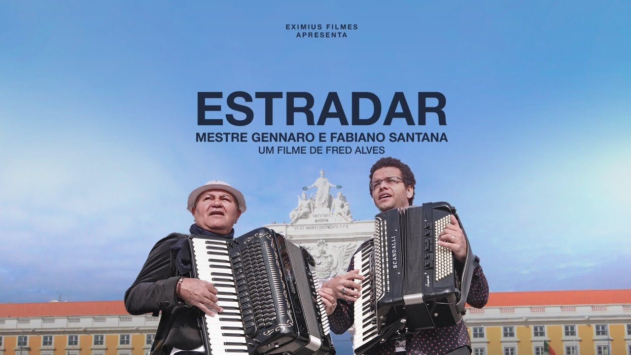 ESTRADAR - TRAILER OFICIAL -  Mestre Gennaro & Fabiano Santana