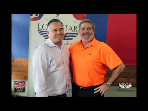 February 29th, 2016 - Mornings with Lone Star - Andy DuBois of the Conroe Courier