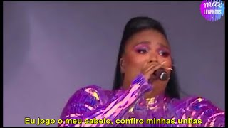 Lizzo - Good as Hell + Discurso (Tradução) (Legendado) (Ao Vivo)
