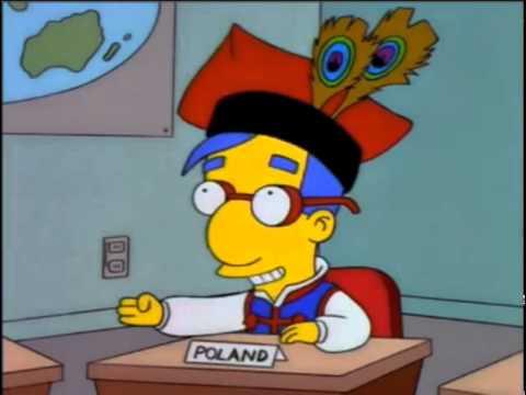 Simpsons - Model UN :: Ralph :: Oh Canada!