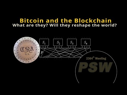 PSW 2364 Bitcoin and the Blockchain | Arvind Narayanan