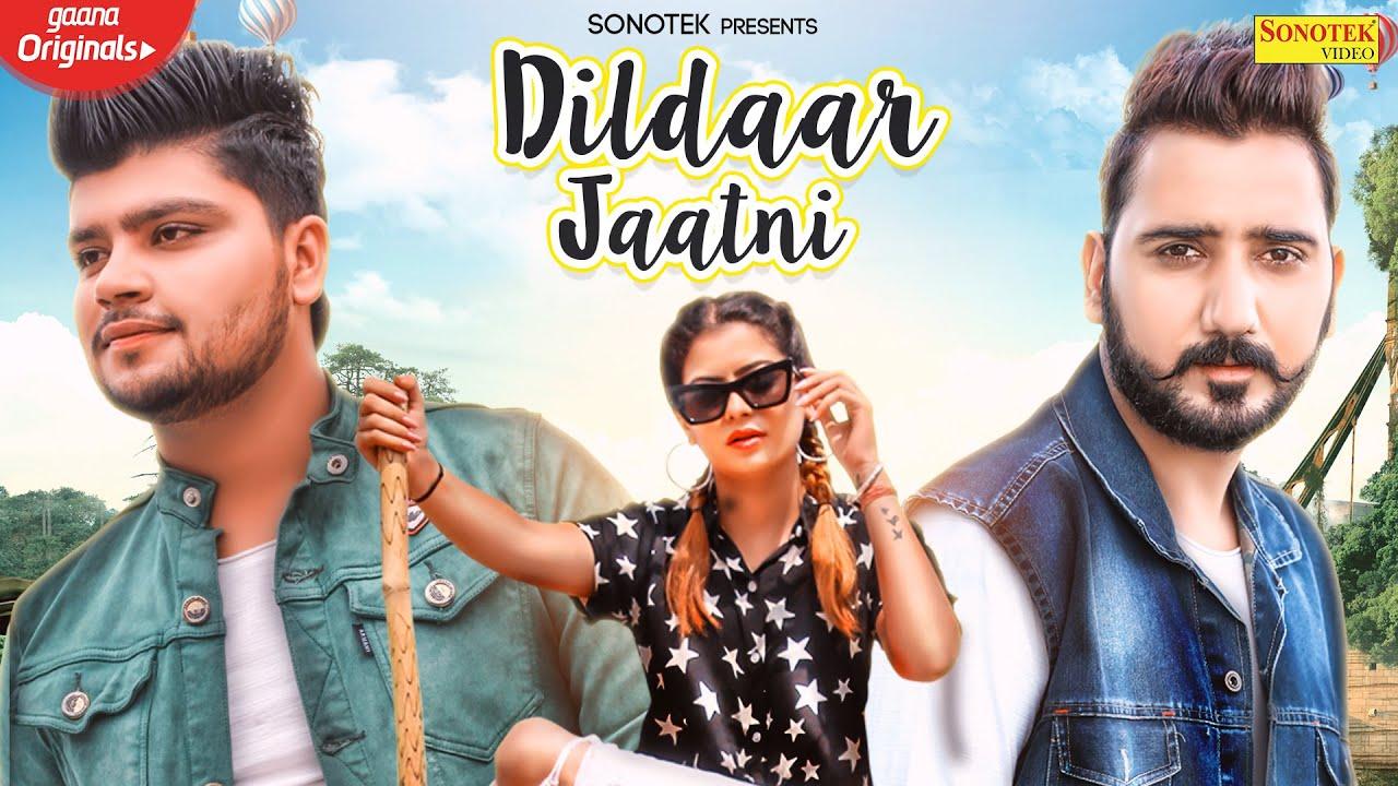 Dildar Jaatni | CK Nara, Fiza Choudhary | Mintu Bhardwaj | Latest Haryanvi Songs Haryanavi 2020