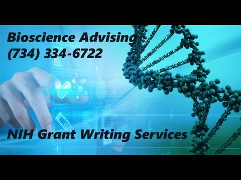 #GrantWriting Service For NIH Grants