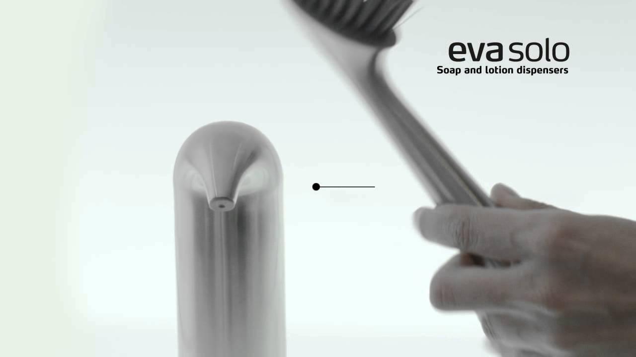 Lotion Dispenser // White video thumbnail