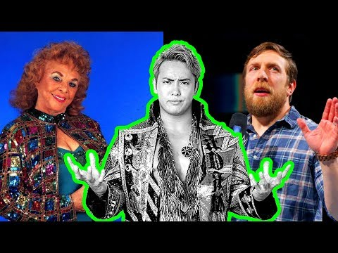 MOOLAH MATCH NAME CHANGED! DANIEL BRYAN MANIA ROLE? Going in Raw WWE & Pro Wrestling Podcast