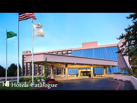 Hilton Bellevue Hotel Overview - Hotels Near Seattle, Bellevue Hotel