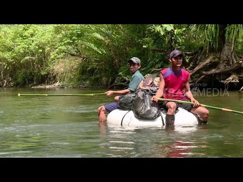 INDONESIAKU | Desa Sungai Lisai Menanti Janji Di Ujung Sungai (05/11/18) Part 1