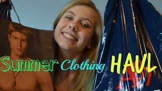 Summer Clothing HAUL 2014! Thumbnail