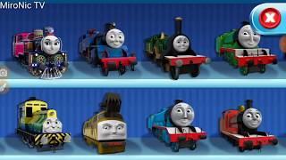 Magis Tracks. Увлекательная игра про паровозики (Томас и его друзья)