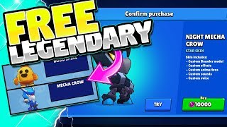 Buying NIGHT CROW Mecha Skin |  WIN CROW OR SPIKE AND SKIN FREE | MASSIVE Giveaway 100% Real