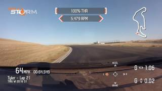 homepage tile video photo for Thunderhill West 6/23/16 1:37.001