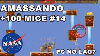 Transformice - Amassando +100 Mice #14