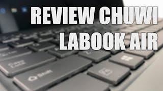 Review Chuwi Lapbook Air