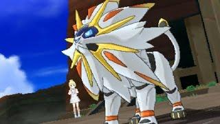 Pokémon Sun And Moon - Episode 47: Solgaleo!