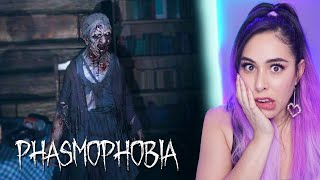 First Time Playing Phasmophobia & I'm TERRIFIED!