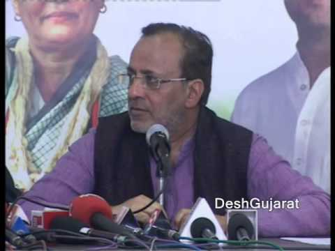 Gujarat Congress gives 8 days ultimatum to state government over MSP of agri produce