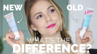 First Aid Beauty Hyaluronic Hydrating Primer VS Coconut Smoothie// Are they different?!
