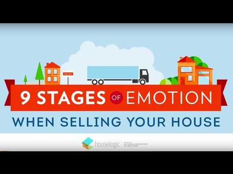 9 Stages of Emotion When Selling Your Home