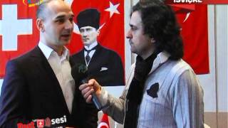 İsviçre Türk Okul Aile Birliği Konfederasyon Toplantısı