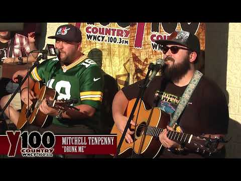 "Mitchell Tenpenny - ""Drunk Me"" Live At Y100 Party On The Patio"