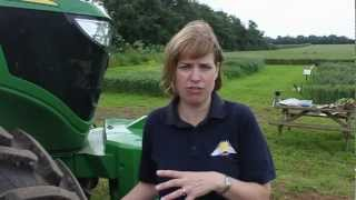 Liz Nottage on sensory rich arable farm visits