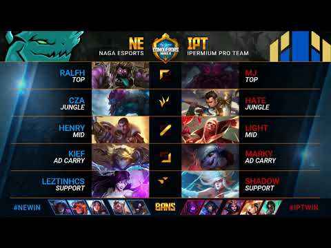 Globe Conquerors Manila | Promotional | Day 2 | NE vs IPT Game 1/2