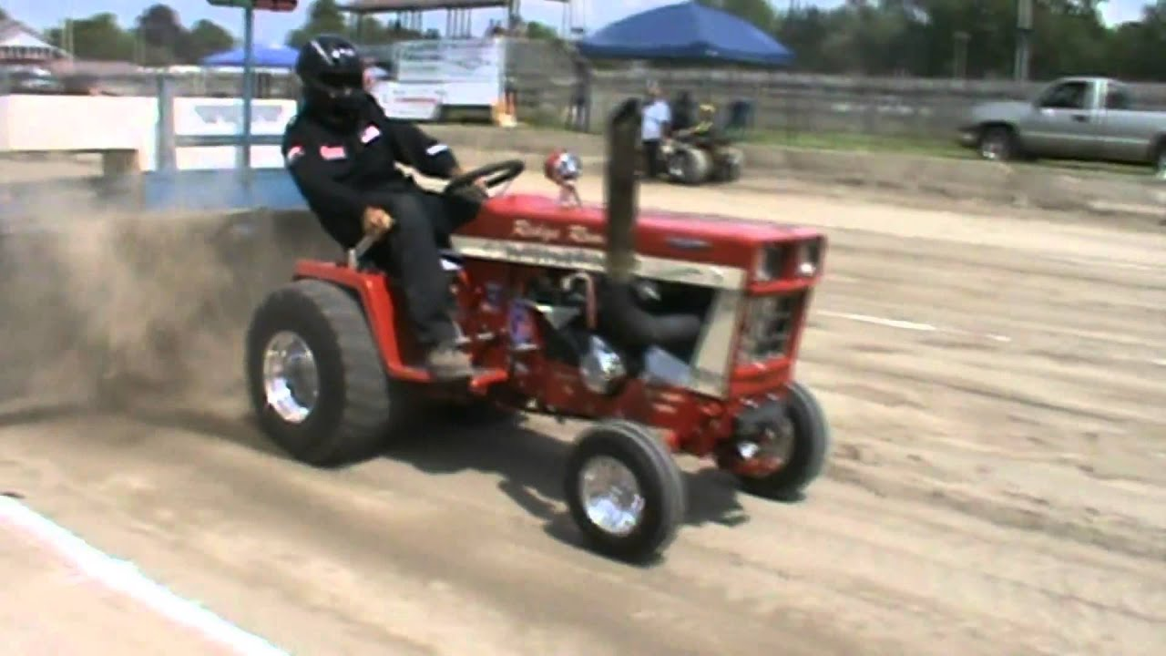 Palmyra Tractor Pull 2013 YouTube – Garden Tractor Pulling Sled Plans