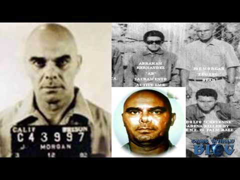 "Gangster Profile: Joe ""Pegleg"" Morgan Croation Mexican Mafia Godfather"